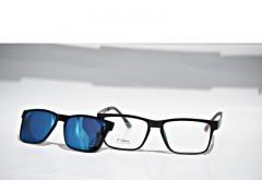Rame de ochelari de vedere si soare CLIP ON Ultem Beta Memory