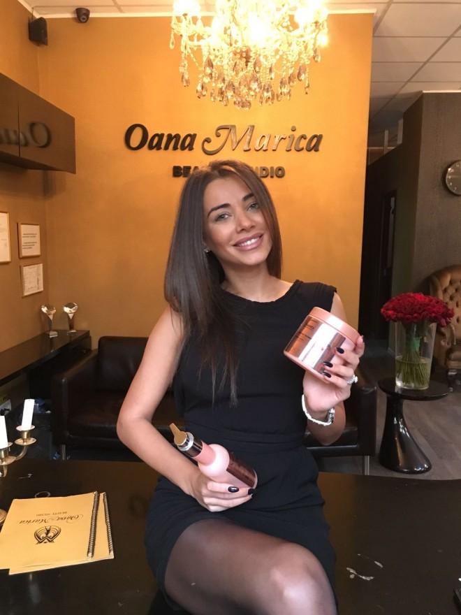 Oana Marica Beauty Studio recomanda produsele pentru par VIVANTS
