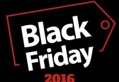 Ce magazine din România participă la Black Friday 2016