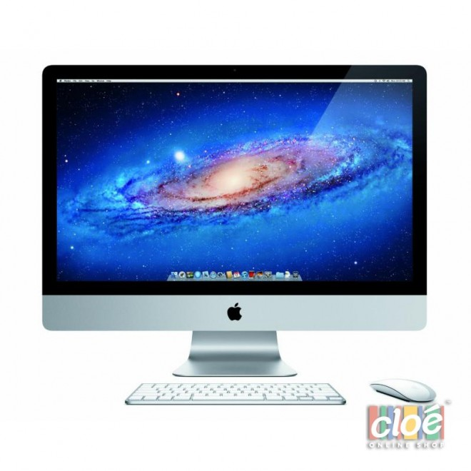 "Sistem Desktop All in One Apple iMac Intel Quad-Core i5 27"""