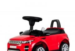 Vehicul pentru copii Range Rover Deluxe Red