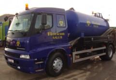 Servicii vidanjare oferite de  FLORICON SALUB