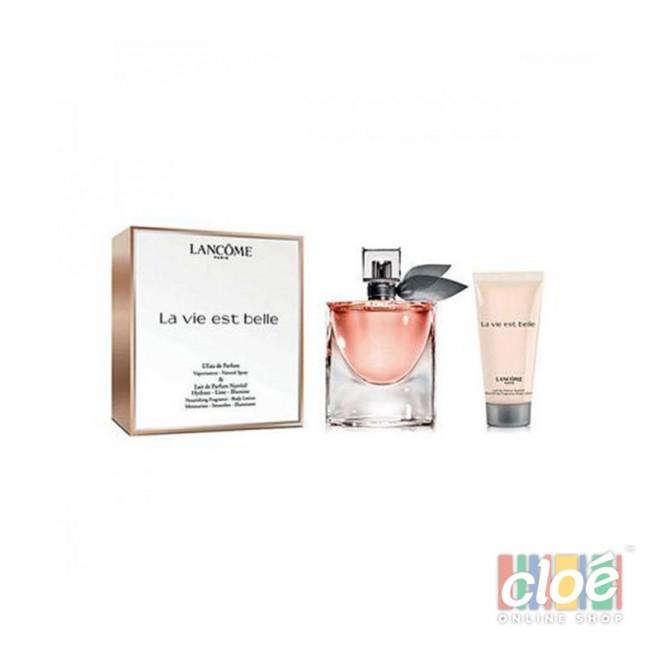 Set parfum Lancome La Vie Est Belle 50 ml + 50 ml Femei