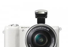 Camera Foto Sony A5100 White 24 MP