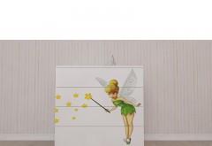 Comoda Pentru Copii cu Sertare Tinker Bell