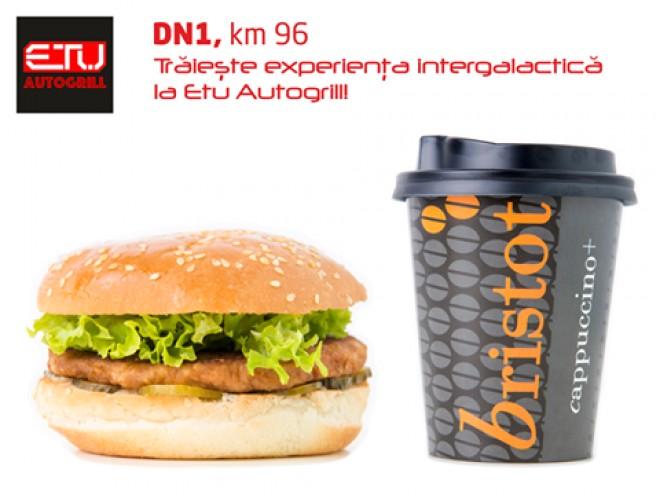 ETU Autogrill te așteaptă în fiecare zi cu trapa deschisă pe DN1, km 96!