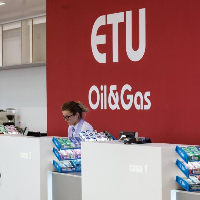 Instalatie speciala de livrare AdBlue direct la pompa la ETU Paulesti