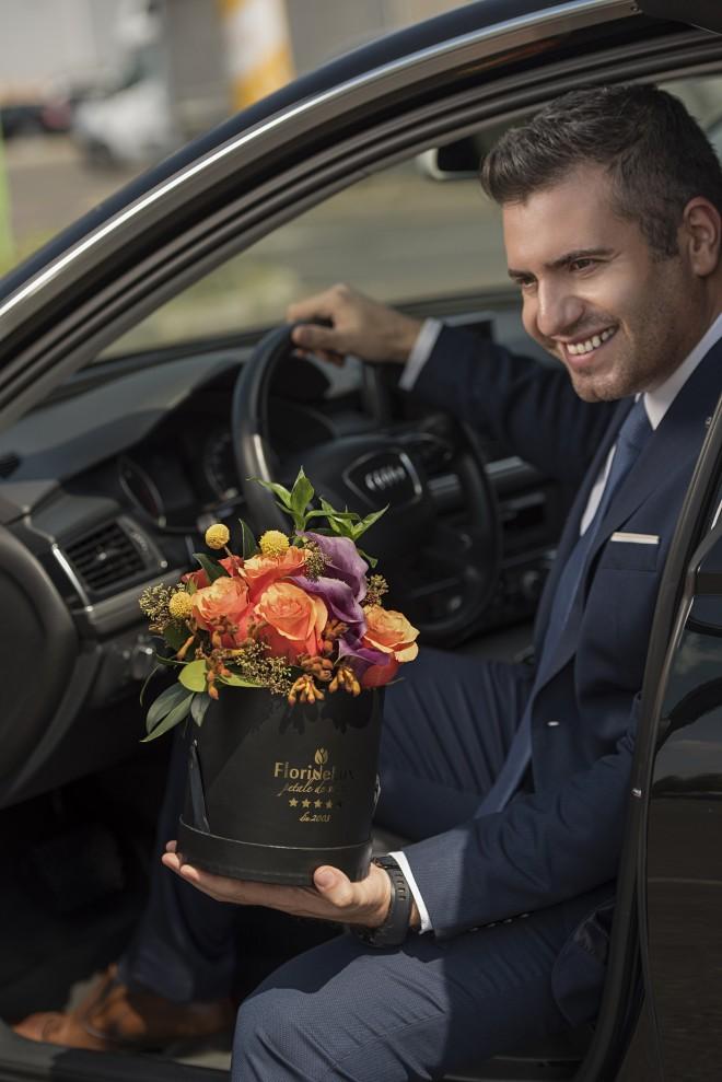 Florarie Ploiesti FlorideLux este pe str. Libertatii nr.7