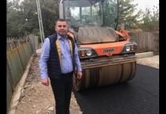 Se asfalteaza 11 drumuri din comuna Râfov. Investitie de 1,4 milioane de lei