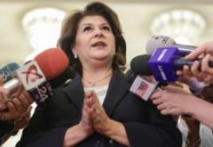 Rovana Plumb, ministru interimar al Educației Naționale