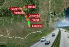 Guvernul lansează licitația pentru autostrada Ploiești - Brașov