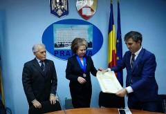 Ludmila Sfirloaga a devenit membru al Academiei Europene de Relatii Economice si Culturale de la Roma