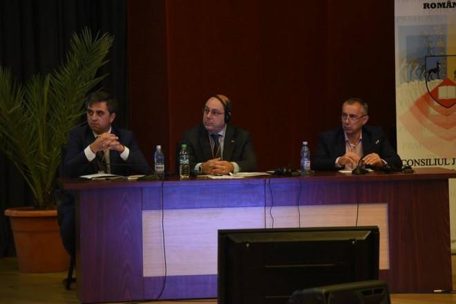 Veste excelenta, dupa Forumul Romania-Italia: Presedintele CJ Prahova a primit o scrisoare de la Eugen Terteleac (CCIRO Italia), in care se anunta 3 noi investitii straine in Prahova