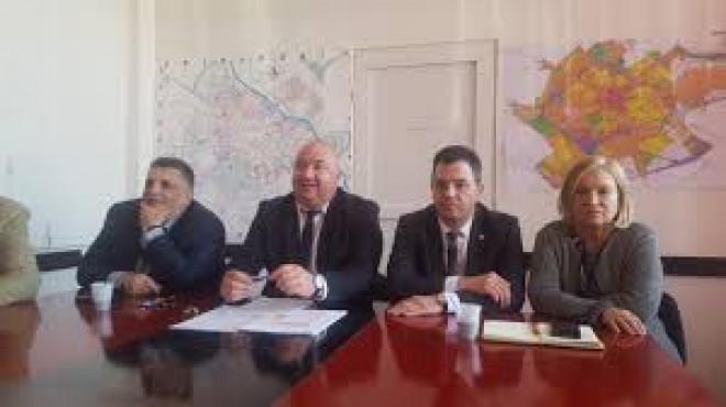 """George Botez: """"Cristian Ganea este candidatul PSD la funcţia de primar şi il susţin!"""""""