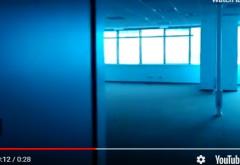 Cum arata noul sediu al Primariei Ploiesti, din cladirea Petrom. Acvariu urias in biroul primarului Adrian Dobre