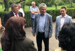 Bogdan Toader (CJ Prahova) se intalneste cu ministrul Apelor si Padurilor, la Busteni. Vezi aici de ce