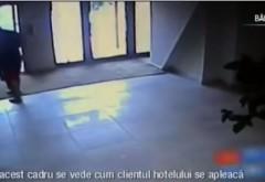 Un primar PNL a fost PRINS la furat, într-un hotel - VIDEO