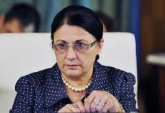 OFICIAL! Ecaterina Andronescu este noul ministru al Educatiei