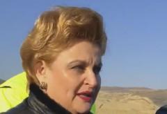 Graţiela Gavrilescu: Nu cred că incendiul din Mimiu a fost întâmplător