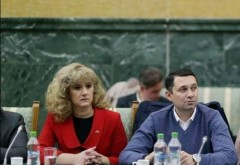 Madalina Lupea si Bogdan Toader, intalnire importanta la Palatul Victoria. Vezi aici motivul
