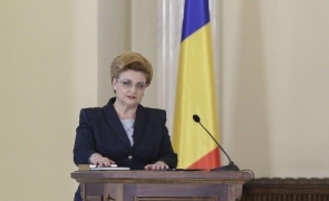 Graţiela Gavrilescu: Românii meritau o catedrala precum cea a Mânturii Neamului