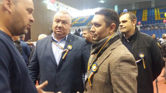 Cristian Ganea, prezent la Expozitia de porumbei campioni, organizata la Sala Sporturilor. Ce mesaj a transmis viceprimarul