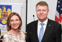 Carmen Iohannis, audiata la Parchetul General în dosarul caselor din Sibiu