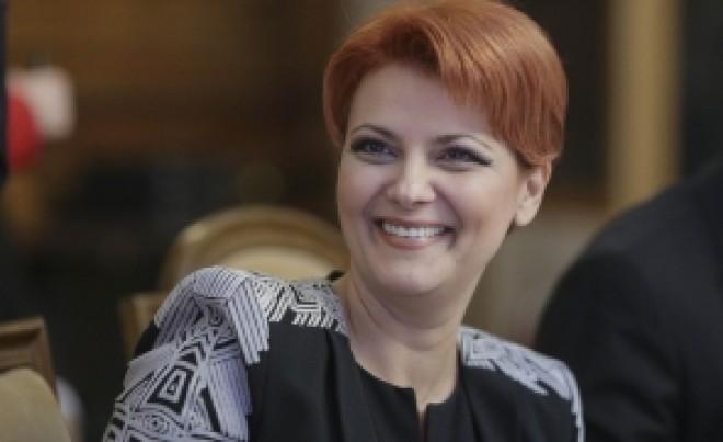 Olguta Vasilescu: Trebuie dată categoric o amnistie și grațiere prin OUG
