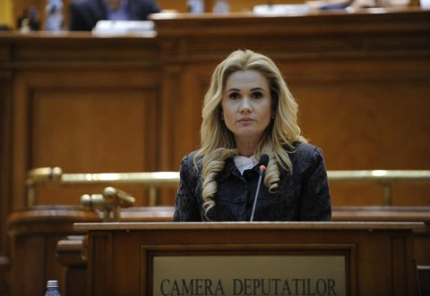 Deputatul PSD Laura Moagher sustine recuperarea prejudiciului, in detrimentul confiscarii bunurilor imobile
