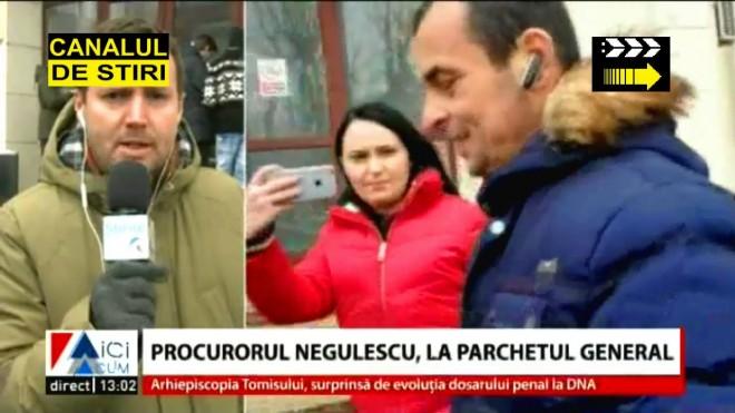 Portocalã, urmarit penal! Negulescu, acuzat de trafic de influență si folosirea funcției în scop de favoruri sexuale