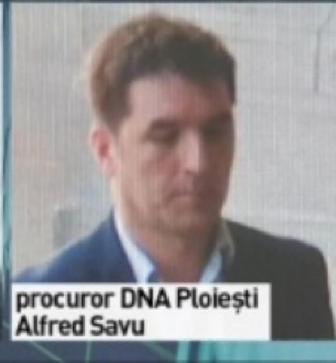 Procurorul Alfred Savu de la DNA Ploiesti, URMARIT PENAL!