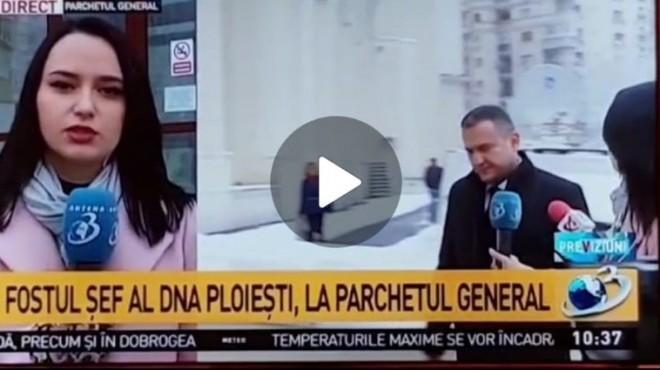 Seful grupului infractional de la DNA Ploiesti, Lucica Onea, a ajuns la audieri