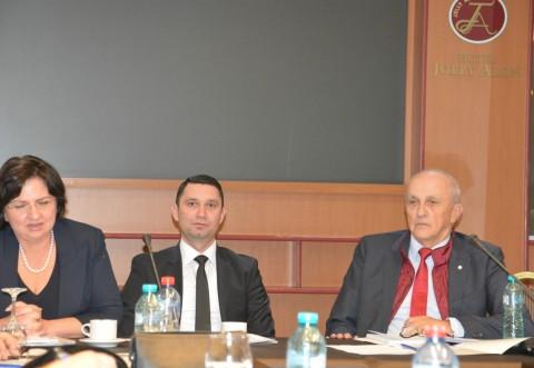 Proiecte importante, aprobate de Asociatia Euroregiunea Siret Prut Nistru. Cosma, Toader si Sfirloaga au reprezentat Prahova la eveniment