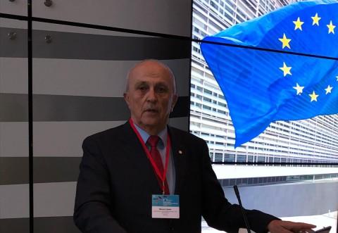 Mircea Cosma, prezent in Parlamentul European la Conferinta Orizont 2020 - asigurarea excelenței științifice pentru Europa