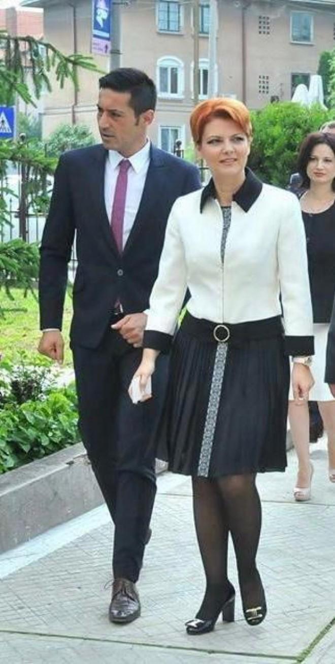 Nunta anului in politica! Olguta Vasilescu si Claudiu Manda se casatoresc