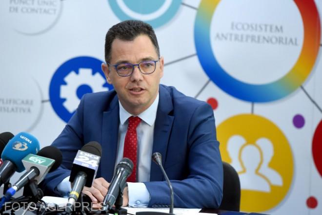 Radu Ştefan Oprea: 'Am prezentat în cadrul Comisiei INTA priorităţile pe care preşedinţia României le are în domeniul comerţului internaţional'