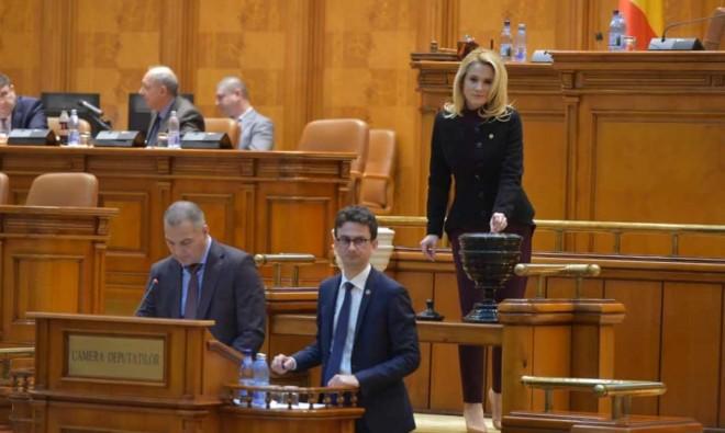 Deputatul PSD Prahova Laura Moagher, realeasă vicelider al grupului PSD de la Camera Deputaților