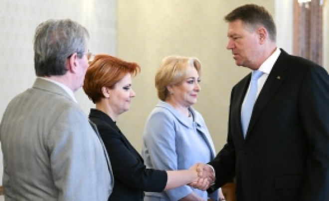 Lia Olguţa Vasilescu îi face plângere penală lui Klaus Iohannis