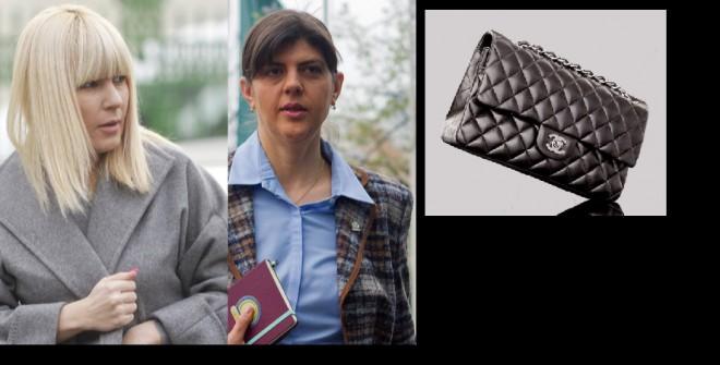 Kovesi, Udrea si poseta Chanel de 5.600 de dolari