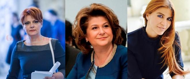 Pe cine trimitem la Bruxelles? TOP 3 cele mai active femei din politica romaneasca