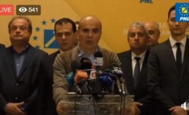 Atat a putut PNL pentru europarlamentare?! Rares Bogdan?