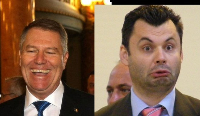 Romania n-are presedinte, Ploiestiul n-are primar. La fel ca Dobre, Iohannis e in campanie pentru PNL