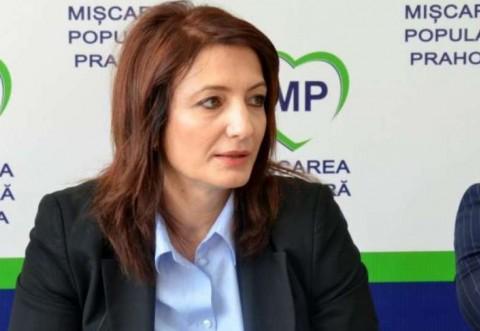 """Cătălina Bozianu, președintele PMP Prahova: """"Adrian Dobre poartă o campanie electorală frenetică, bazată pe minciuni, prin care încearcă să-și acopere incompetența în a rezolva problemele orașului"""""""