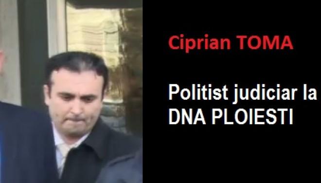 Politistul judiciar TOMA Ciprian, prins in menghina acuzatiilor! SONDAJ - a actionat de bunavoie sau la comanda lui Onea&Savu?