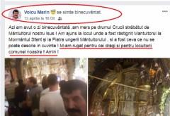 Primarul din Ciorani s-a dus la Mormântul Sfânt să se roage pentru locuitori