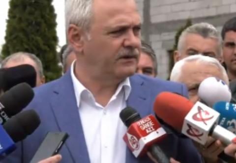 """Liviu Dragnea s-a DEZLĂNȚUIT la adresa lui Iohannis: """"Ai răbdare să spun ce am făcut noi, mincinosule"""""""