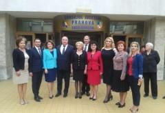 Rovana Plumb vine in Prahova. Candidata PSD, in vizita electorala la Ploiesti si Valeni