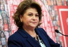 Rovana Plumb a declarat la mitingul PSD de la Iași: 'PSD vrea în continuare ca salariile noastre să fie egale cu cele din Europa'
