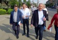 PSD continua campania electorala la Ploiesti. Ce spune viceprimarul Cristi Ganea