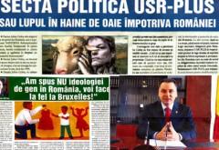 "A inceput razboiul intre USR-PLUS si PMP: ""Ciolos l-a adus pe Soros in Romania. +PLUS e o secta politica!"""